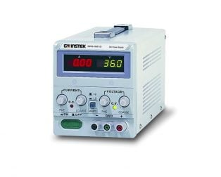 GW Instek SPS 606 Bench Power Supply