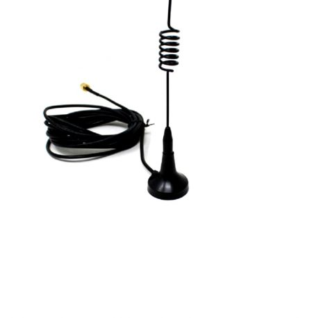 824 – 960 MHz And 1710 – 2170 MHz Dual-Band 46 dBi Magnetic Mount Antenna