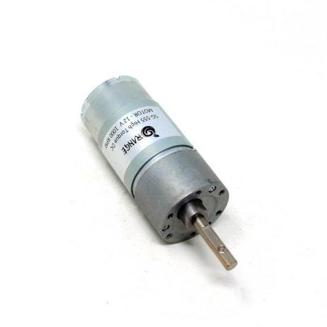 Orange 12V OG555 1000RPM DC Motor - Grade A Quality-Encoder Compatible