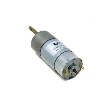 Orange 12V OG555 100RPM DC Motor - Grade A Quality-Encoder Compatible