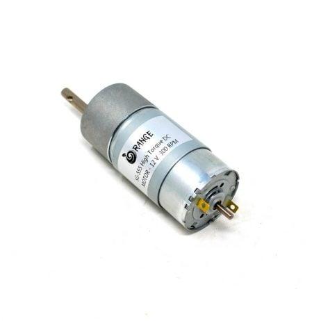 Orange 12V OG555 300RPM DC Motor - Grade A Quality-Encoder Compatible