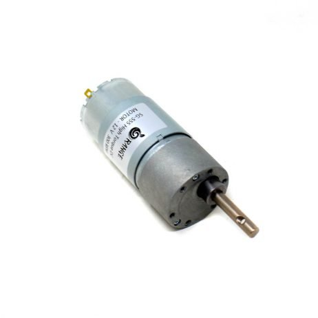 Orange 12V OG555 300RPM DC Motor - Grade A Quality-Encoder Compatible
