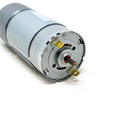 Orange 12V OG555 450 RPM DC Motor - Grade A Quality- Encoder Compatible