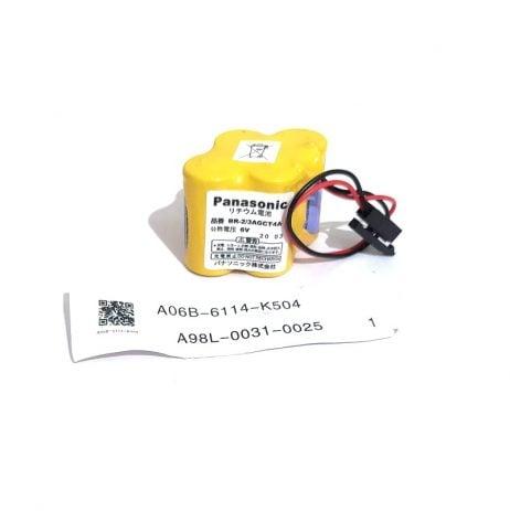 Panasonic BR23AGCT4A-6v Lithium Battery