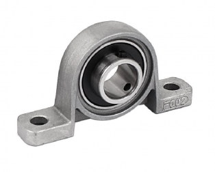 15mm Bore Inner Ball Mounted Pillow Block Insert Bearing KP002