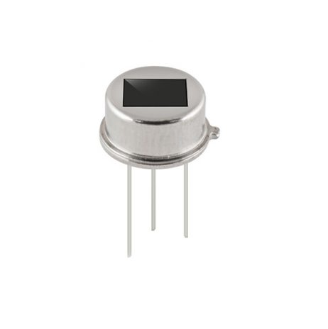 D204 S 2 Elements Pyroelectric Infrared Analog PIR Sensor