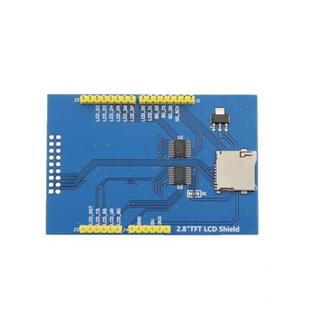 2.8 Inch ILI9341 TFT Full-color Touch Screen Module 320x240 Support UNO MEGA2560