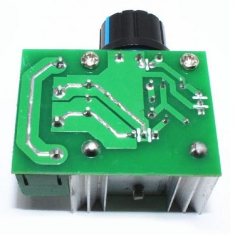 2000W Thyristor, High-Power Electronic Regulator, can Change Light, Speed and Temperature