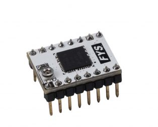 TB67S109 Stepper Motor Driver Board