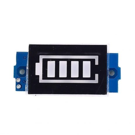 Lithium Battery Capacity Indicator Module