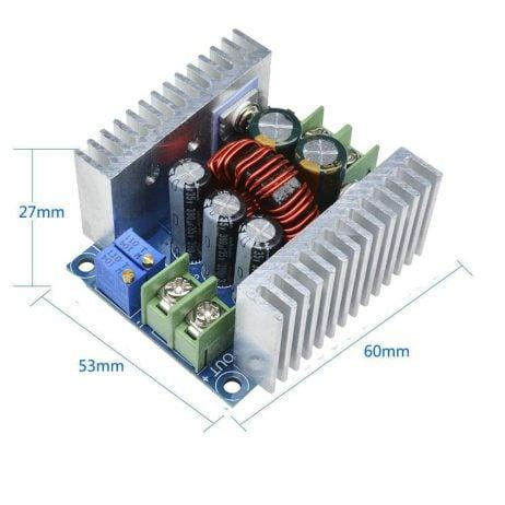 300W 20A DC-DC Buck Converter Step-down Module Constant Current LED Driver Module