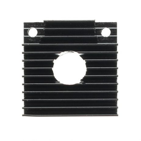 A Type Aluminium Heat Sink for MK7 MK8 Extruder