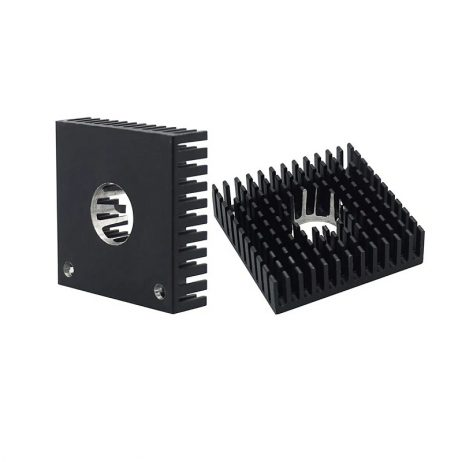 B Type Aluminium Heat Sink for MK7 MK8 Extruder