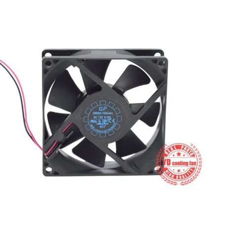 D80SH-12 8025 12V Cooling Fan Power Supply Cabinet