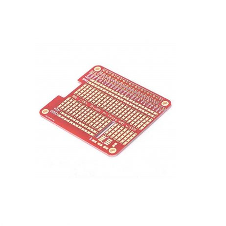 DIY Proto HAT Shield for Raspberry Pi 3 4B