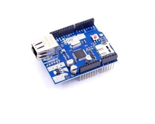 Ethernet W5100 R3 Ethernet & SD Shield for Arduino