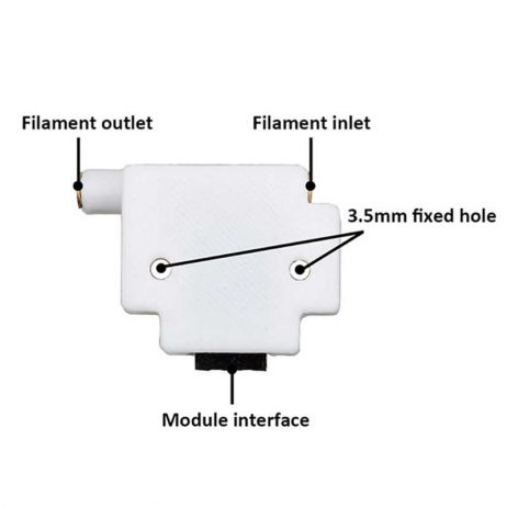 FES V1.0 Filament Fault Detection Switch for 1.75mm Filament