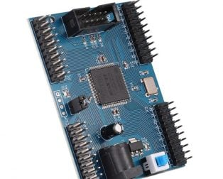 Altera MAX II EPM240 CPLD Development Board
