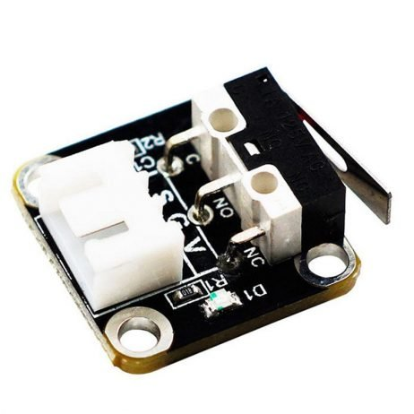 Horizontal Type Mechanical Limit Switch Module with Cable