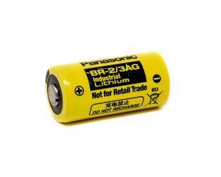 Panasonic BR 2/3AG-3v 1450mAh Lithium Battery CNC