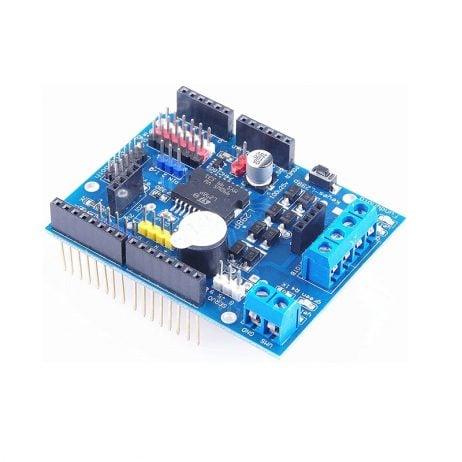 L298P Motor Driver Shield for Arduino