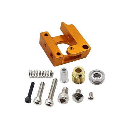 rightSide MK8 extruder Aluminum 3D Printer Block