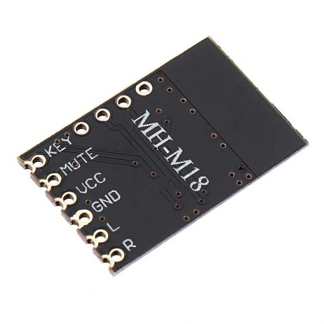 MH-M18 Wireless Bluetooth Audio Receiver Board Module BLT 4.2 mp3 lossless decode