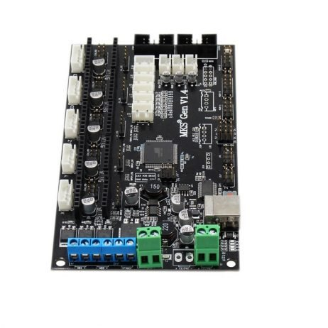 MKS GEN V1.4 3D Printer Control Motherboard with 50cm USB Cable