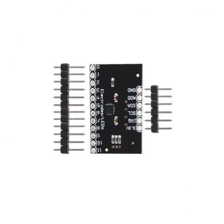 MPR121 Breakout V12 Capacitive Touch Sensor Controller Module I2C keyboard