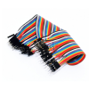 Male to Male Jumper Wires 40 Pin 40cm