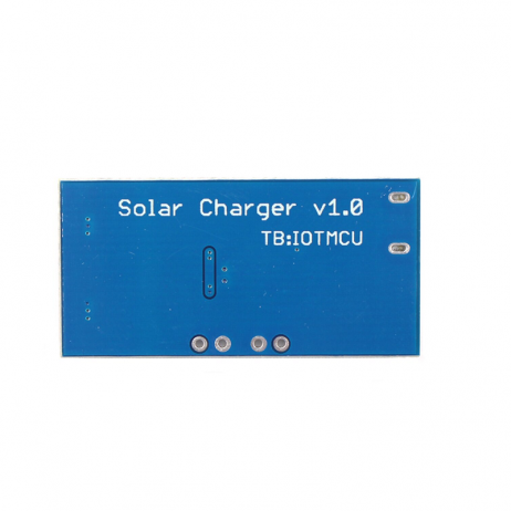 Mini Solar Lipo Charger Board
