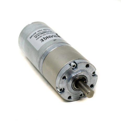 Orange Planetary Gear DC Motor 24V 470 RPM 63.76 N-cm PG42BL4224-10.2K