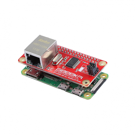 PI ZEROZERO W ENC28j60 Internet Module Supporting all RPI Board