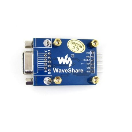 RS232 to TTL SP3232 UART Transceiver Communication Serial Module