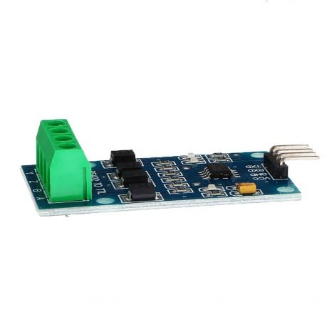 RS422 to TTL Power Supply Converter Board