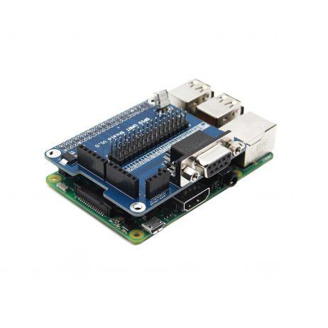 Raspberry Pi GPIO UART Shield V1.0