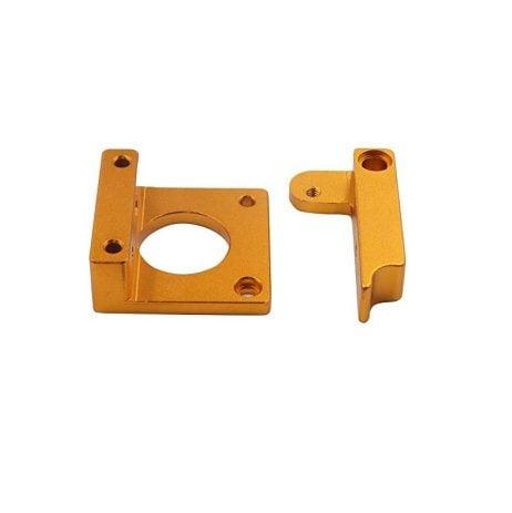 Right Side MK8 extruder Aluminum 3D Printer Block