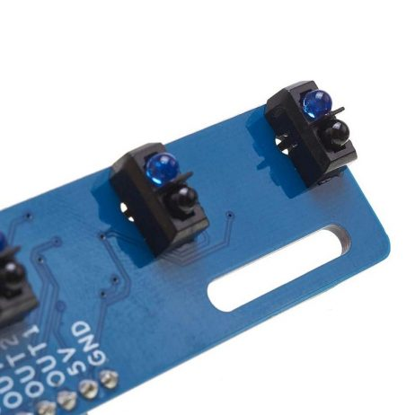 TCRT5000L 5 Channel Tracking Sensor Tracking Module Infrared Sensor