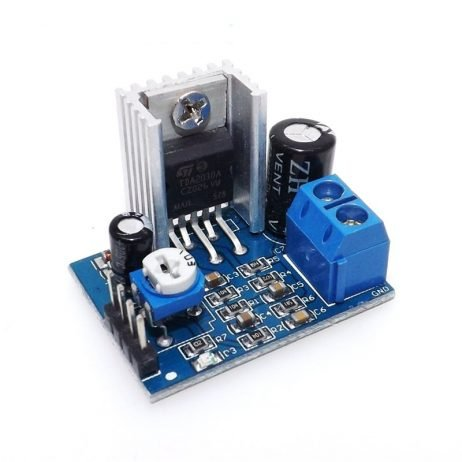 TDA2030A 6-12V 18W Audio Amplifier Module