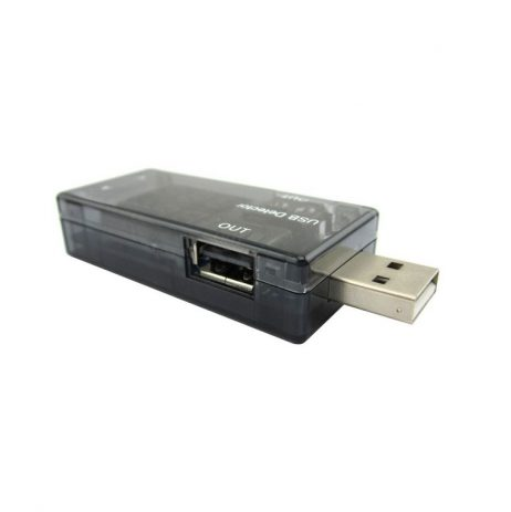 USB Current Voltage ammeter Tester