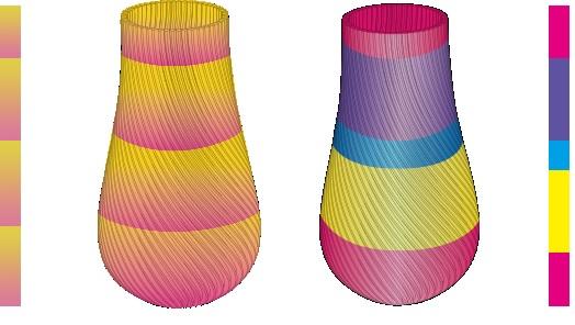 DOBOT MOOZ 3Z Color Mixing 3D Printer