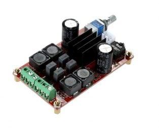 XH-M189 250W High-end Digital Amplifier Board DC24V TPA3116D2 Dual-channel Stereo