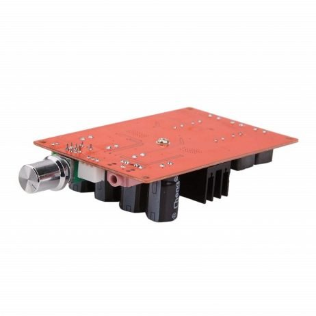 XH-M190 Tube Digital Audio Board TDA3116D2 Power Audio Amp 2.0 Class D Stereo HIFI amplifier DC12- 24V 2100W