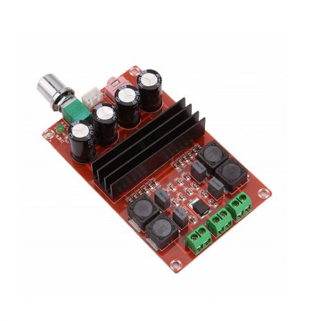 XH-M190 Tube Digital Audio Board TDA3116D2 Power Audio Amp 2.0 Class D Stereo HIFI amplifier DC12- 24V 2100W