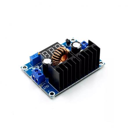XH-M404 DC 4-40V 8A Voltage Regulator Module Digital PWM Adjustabl DC-DC Step Down Voltage Regulator DC XL4016E1