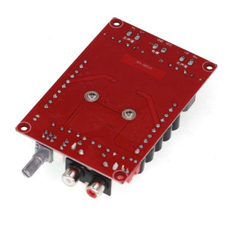 XH-M510 TDA7498 DC14-32V High Power Digital Power Amplifier Board