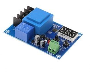 XH-M602 Digital Battery Charging Control Module