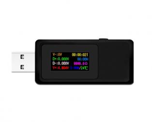 10 In 1 DC USB 3.0 Tester MX19-BLACK