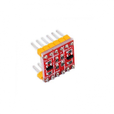 2 Channel Logic Level Converter 3.3V 5V TTL