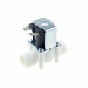 24V DC 12″ Electric Solenoid Water Air Valve Switch (Normally Closed)